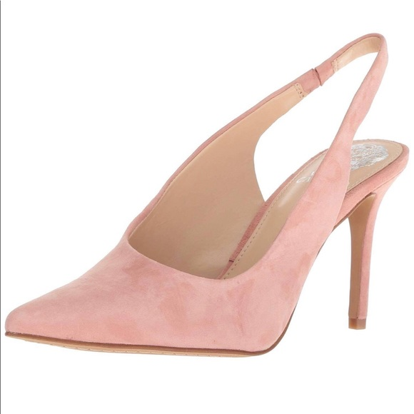 Vince Camuto Shoes - Vince Camuto Rose Bud Ampereta Pumps